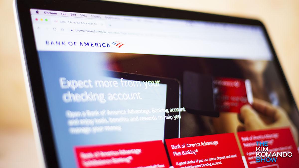 Bank of America datuen urraketa - zure informazioa agerian zegoen?