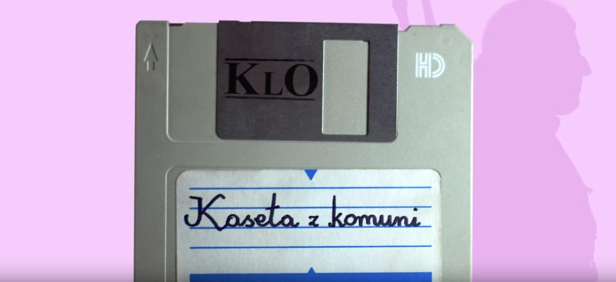Banksy poloniarrak Lau!  Poloniako irratia Klocuch kasete osoa jotzen ari da
