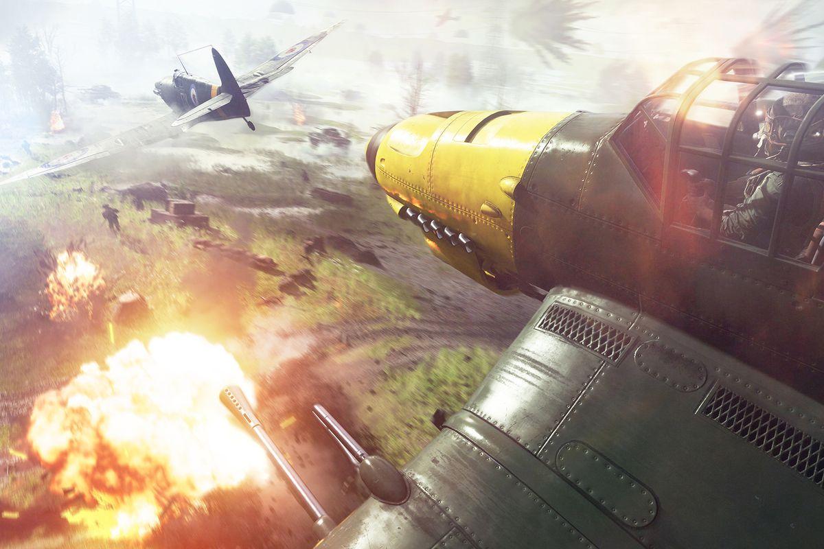 Battlefield 5 azkenean bukatu!