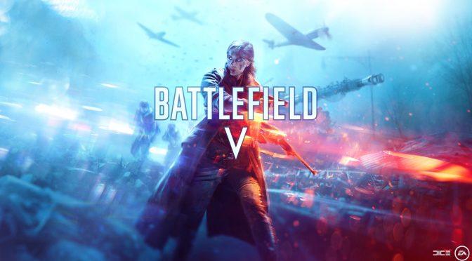 Battlefield 5Gamescom 2018 bideoa kaleratu dute