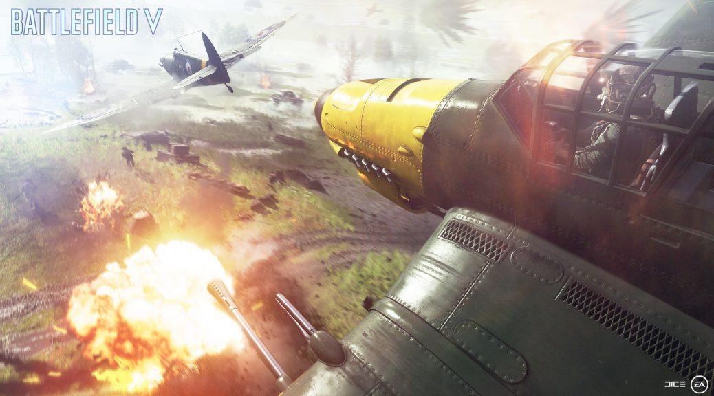 Battlefield V sistemaren baldintzak iragarri dira!