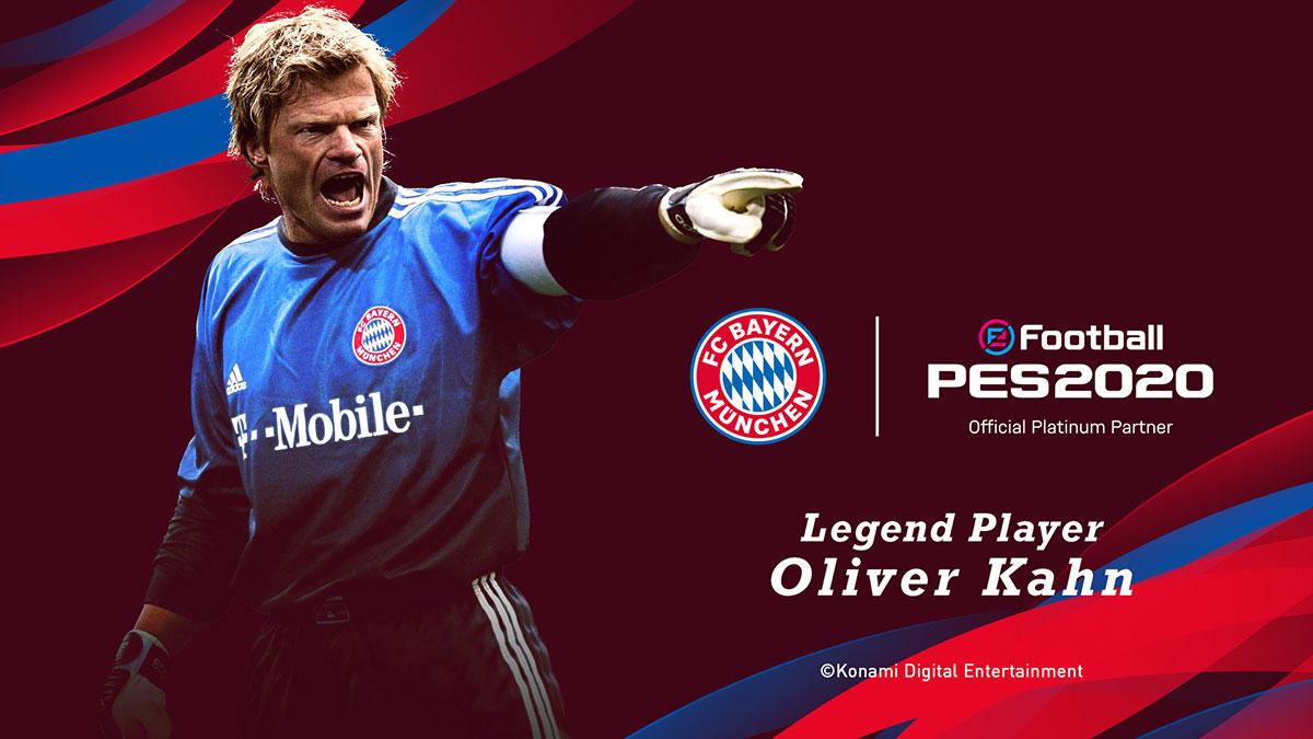 Bayern Munich PES 2020rako dopina!