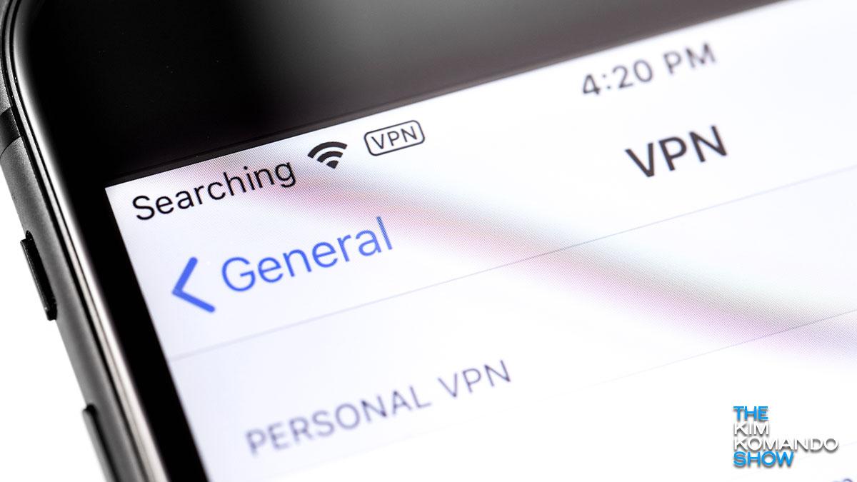 Begiratu telefonoa!  hauek 3 iPhone VPN aplikazioak iruzurrak dira