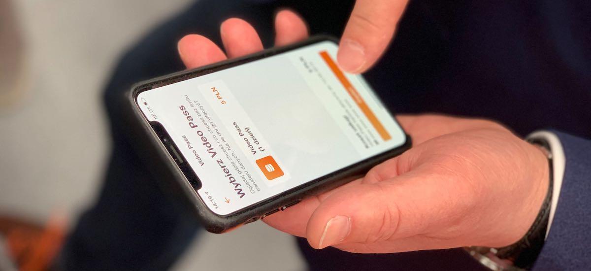 Berria: Orange Flex Family 15 PLNrentzat.  Kontrolpean gastatzeko modu bat da