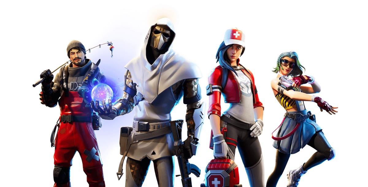 Berria: sofan kooperazioa eguneratzean Fortnite 11.30 PS4 eta Xbox One kontsoletan