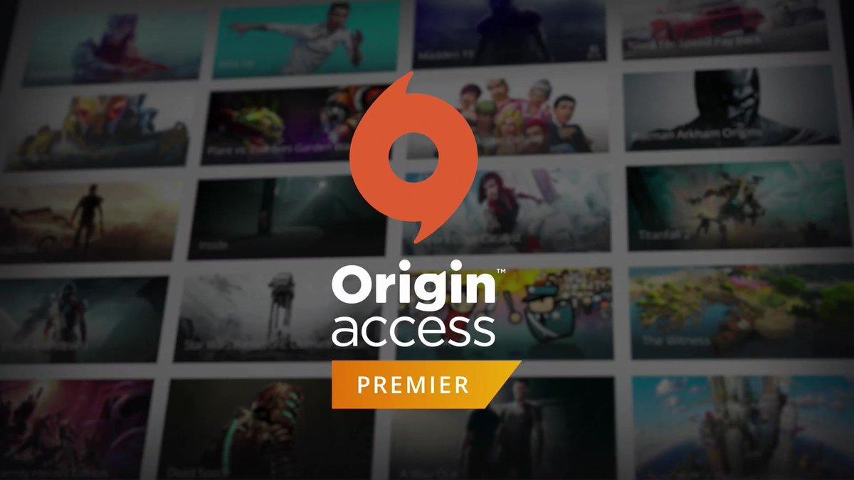 Beste hiru joko sendo datoz Origin Access Premier-rako!