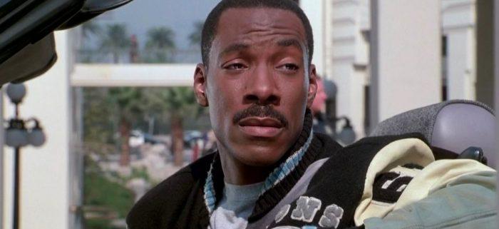 Beverly Hills Cop 4 Netflix-ekin prestatzen
