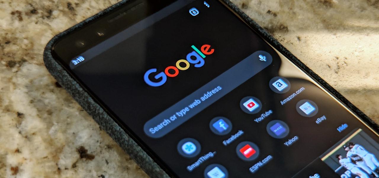 Bilatzaileen aldaketa Android-en!