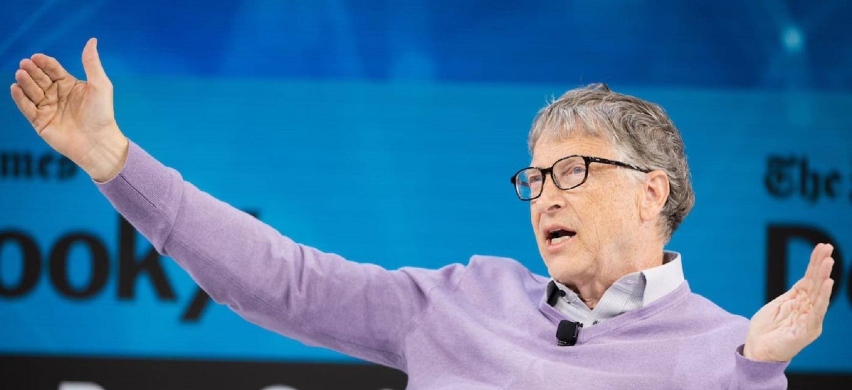 Bill Gates-ek pandemia bati buruzko galdera batzuei erantzun nahi die.  Millonarioak SCAN proiektua jarri du abian