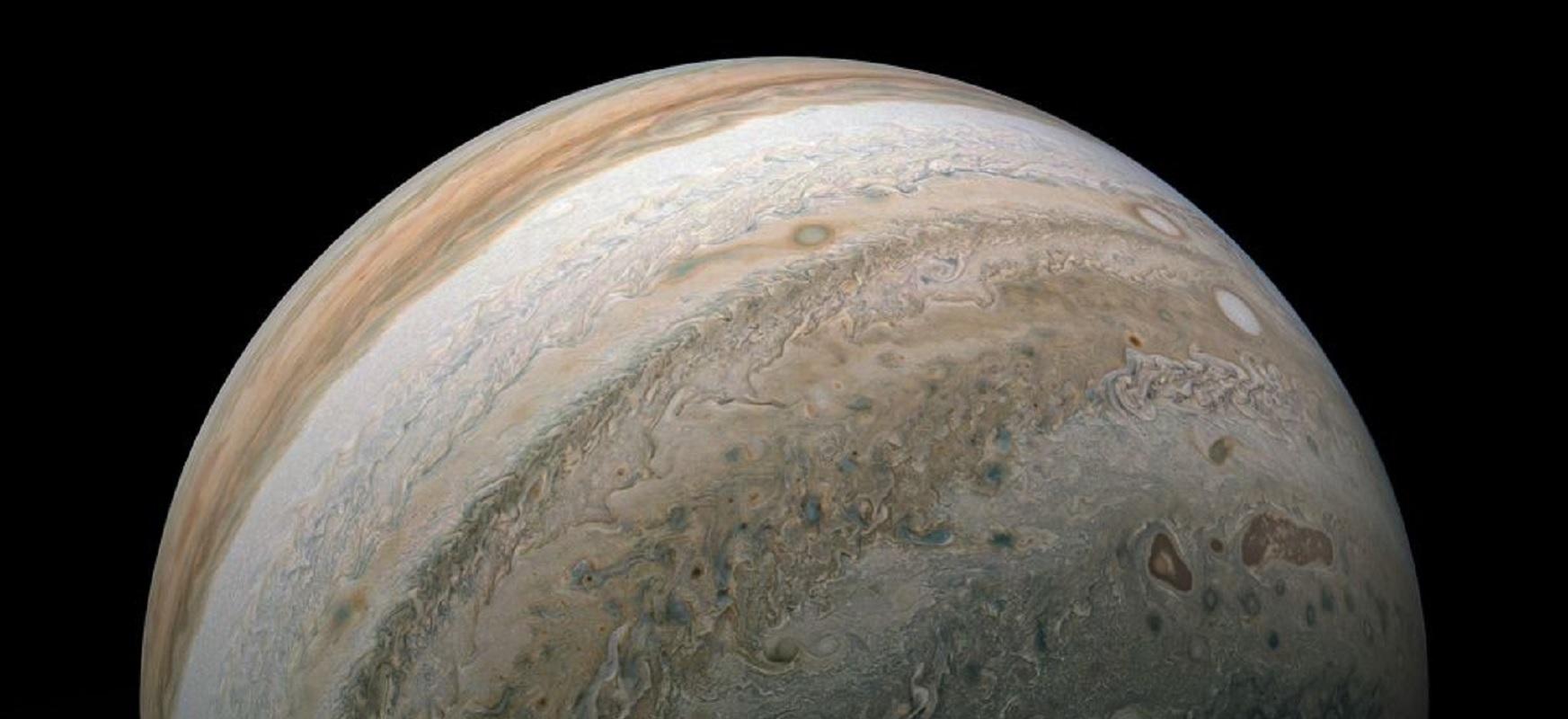 Bizitza lurreko planetetan ez ezik.  Gure hesteetako bakterio batek Jupiterren biziraungo zuen