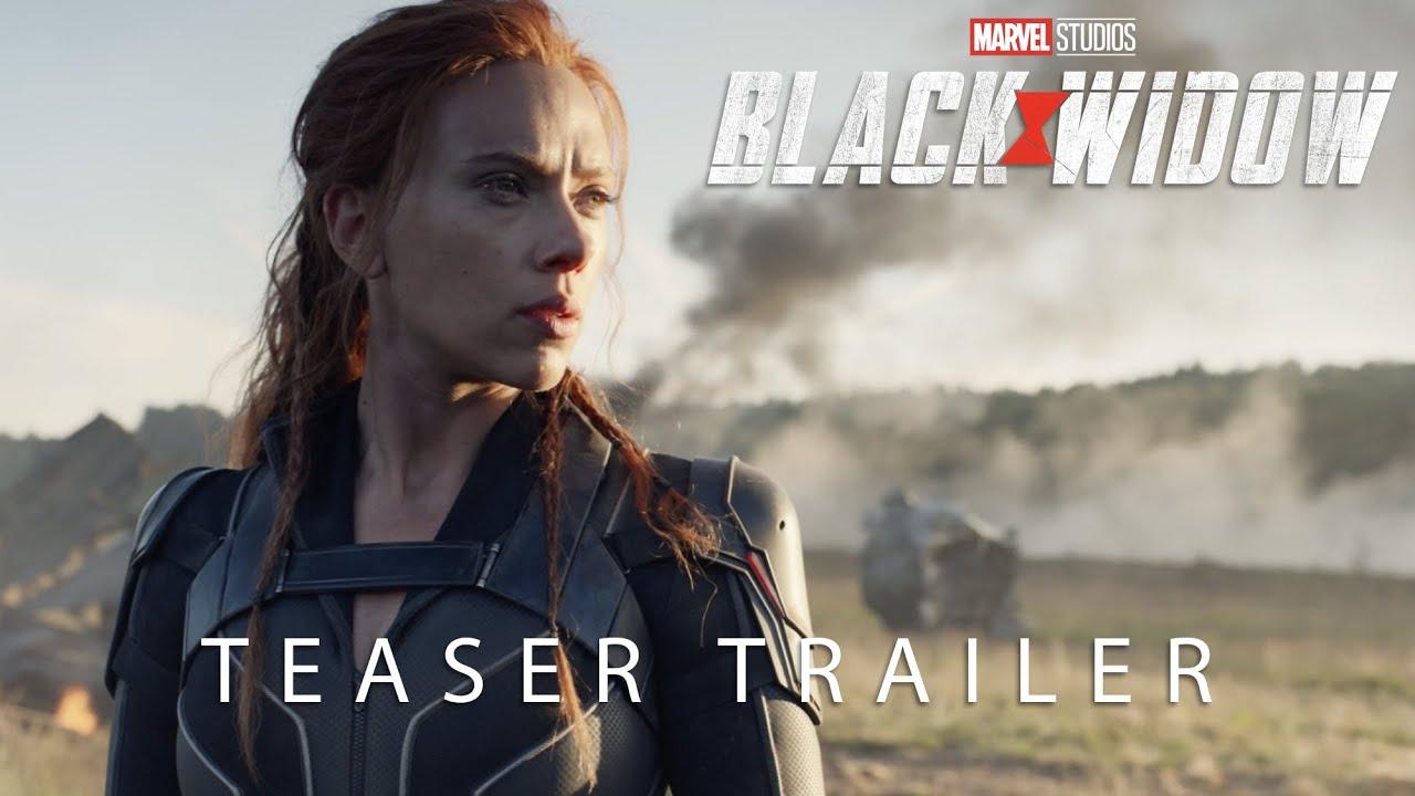 Black Widow trailer kaleratua!  Hemen duzu ikuspegi historia!