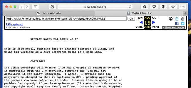 Botsak eta boluntarioak ordezkatu zituzten 9 Milioi hautsitako Wikipedia erreferentziak Wayback Machine Loturekin 1