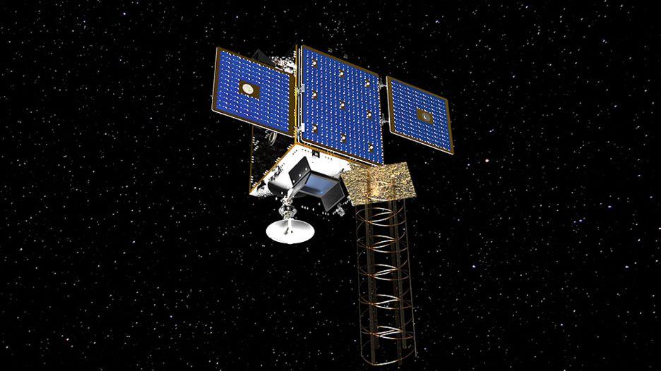Britainia Handiko konpainia batek telekomunikazioen satelite bat eraikiko du ilargiaren inguruan orbitan