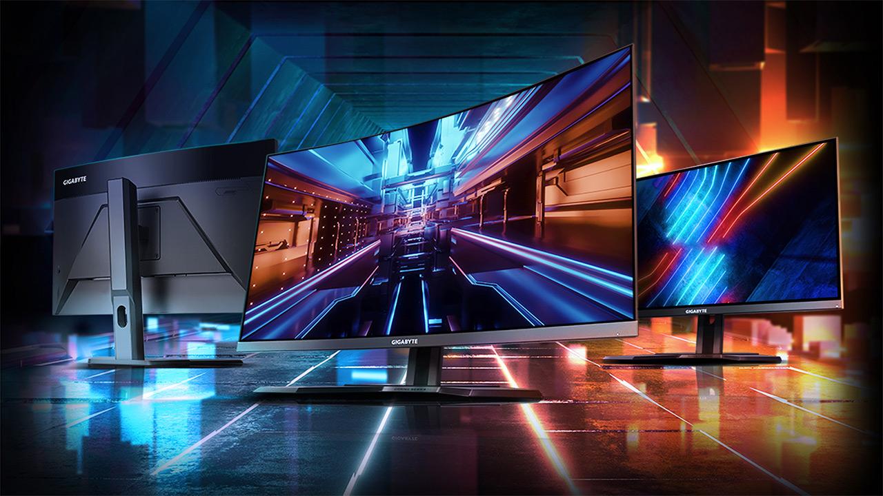 CES 2020: Gigabytek G27F, G27QC eta G32QC monitore berriak aurkeztu ditu