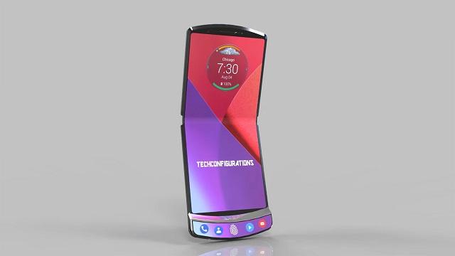 CNET: Motorola RAZR urtea amaitu baino lehen pantaila tolesgarriarekin