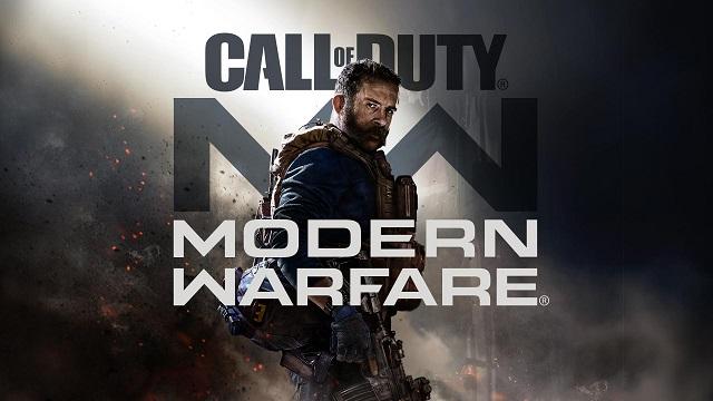 Call from Duty: Modern Warfare salmenta emaitza bikainekin