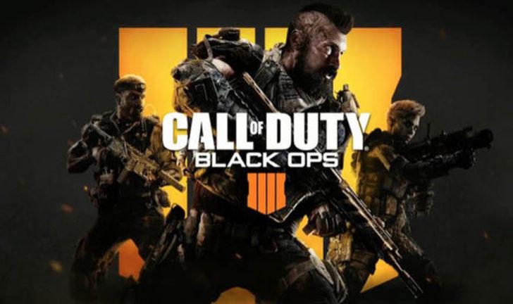 Call of Duty Black Ops 4 bideo berriarentzako