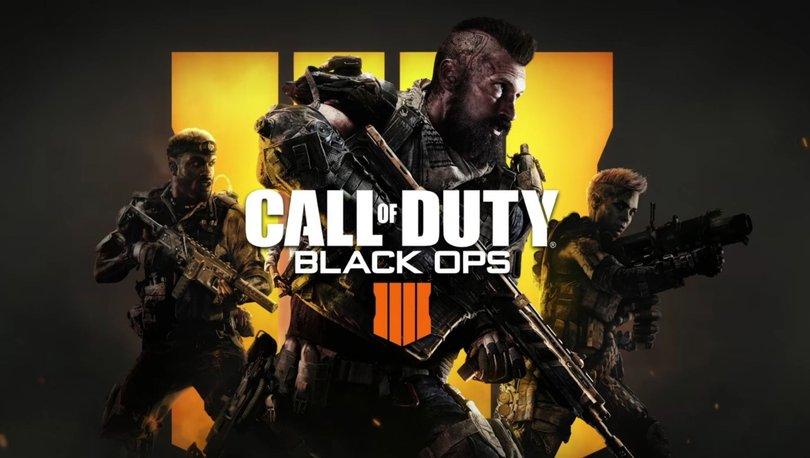 Call of Duty Black Ops 4 diskoarekin apaindu zuen irteera