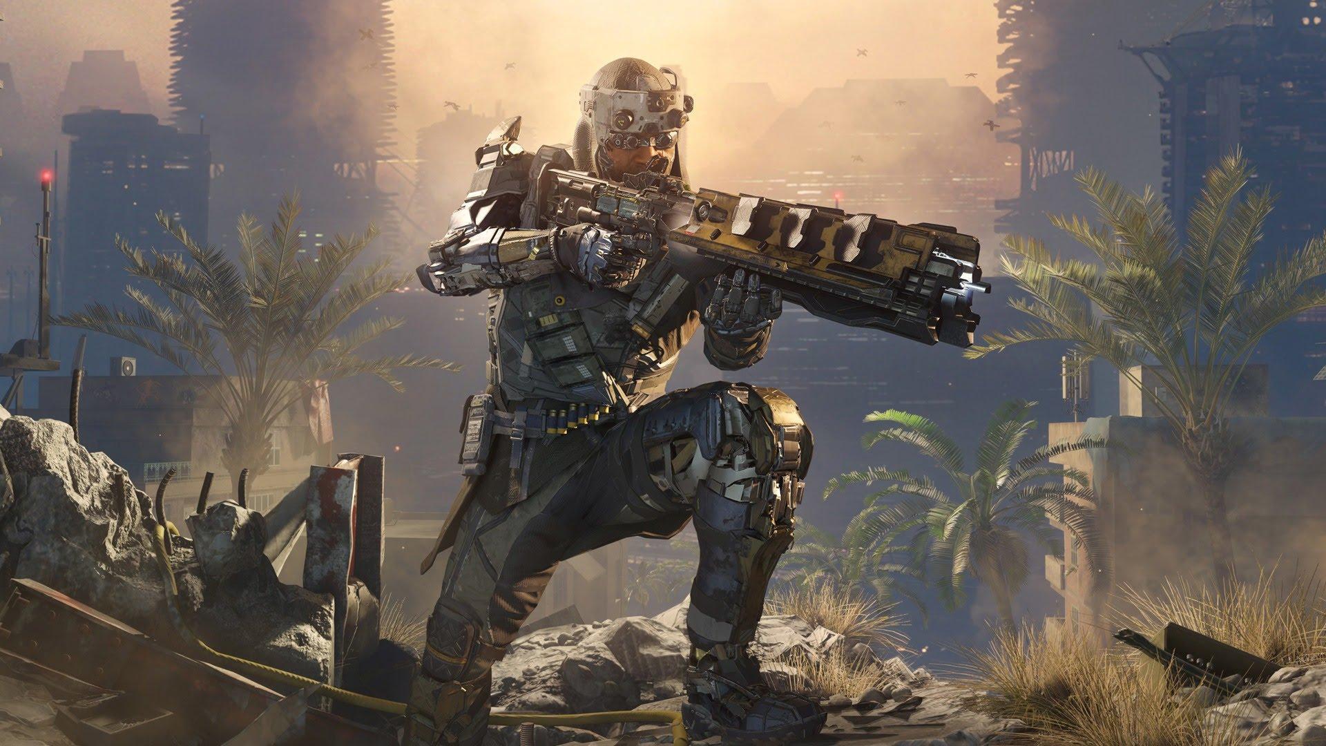 Call of Duty Black Ops 4 jokalari anitzeko mapak zehatz-mehatz