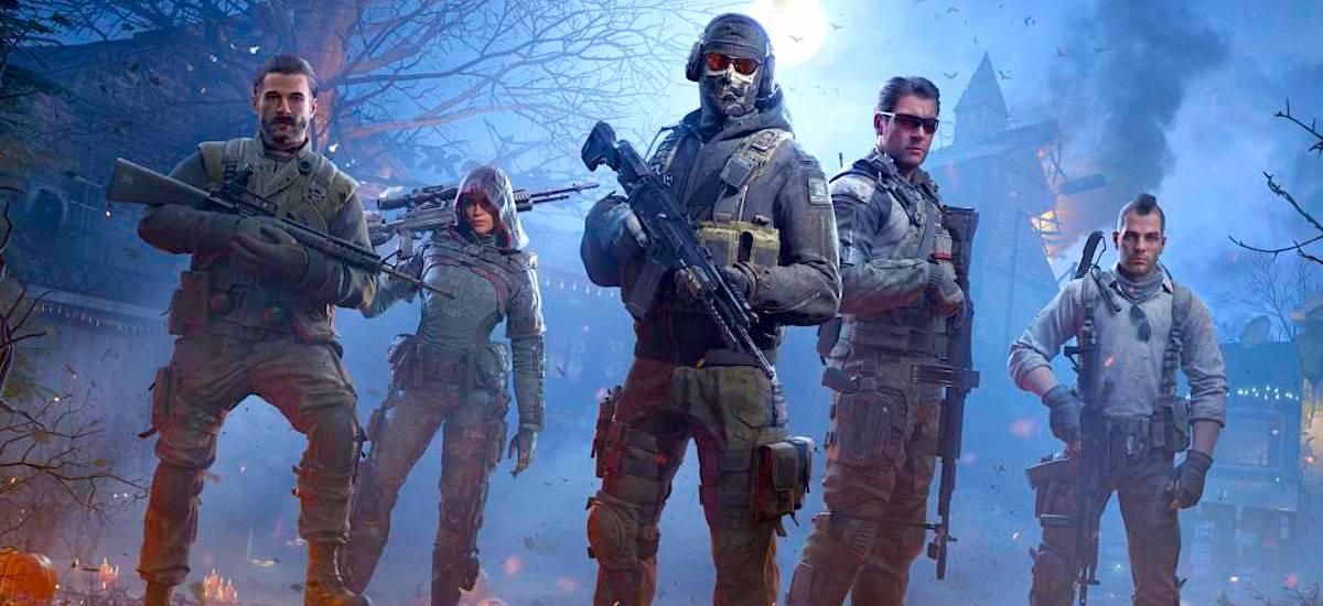 Call of Duty Mobile-en eguneratze bikaina.  Zombiak agertu ziren jokoan, eta haiekin kontrolagailuentzako laguntza itzuli zen