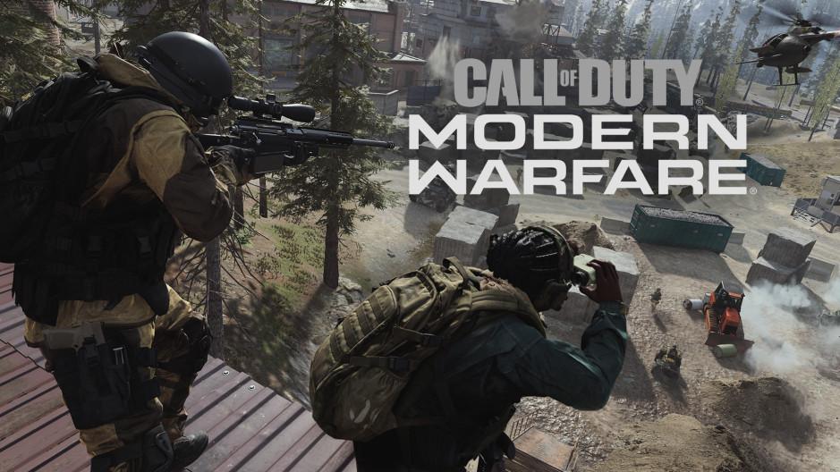 Call of Duty Modern Warfare 2019 PC sistemaren eskakizunak