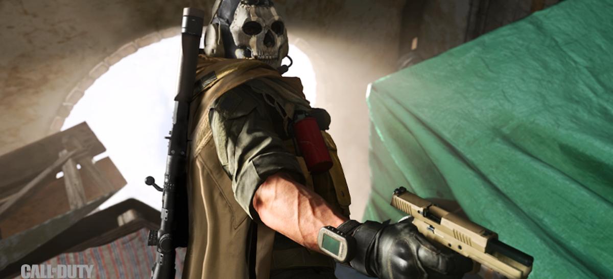 Call of Duty: Modern Warfare bideoak operadore berria iragarriko zuen.  Orduan - battle royale!
