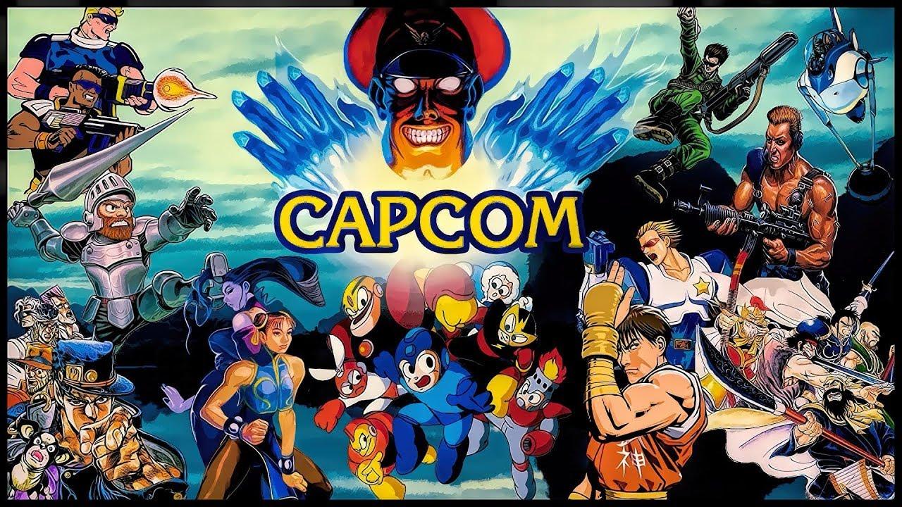 Capcom-ek ia jokorik ez du saltzen!