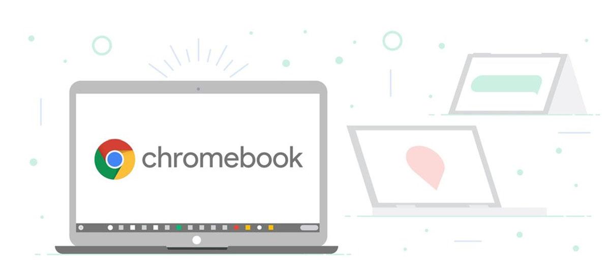 Chrome OSren 80. bertsioa da hau.  Eta bertan kolore hobeak eta netflix egokiagoa