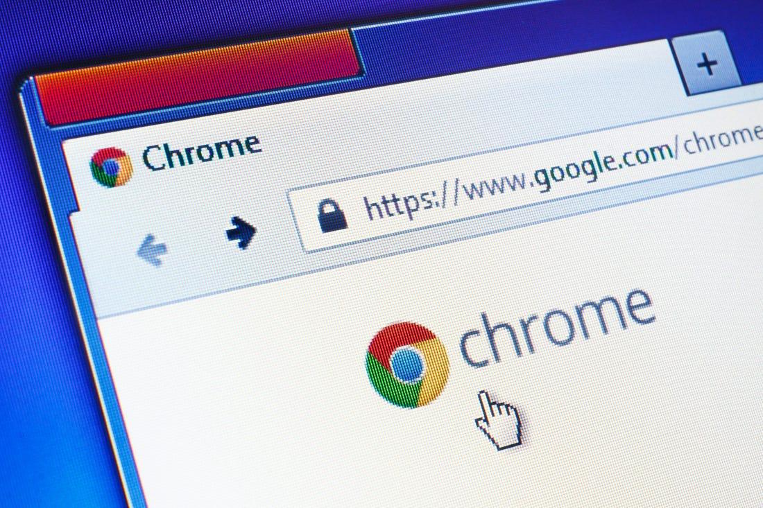 Chrome-k erabiltzaileei deskarga susmagarriei buruz ohartaraziko die