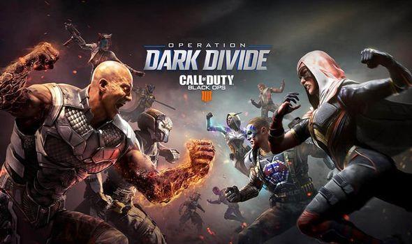 CoD Black Ops 4 Operazioa Dark Divide kaleratu da!