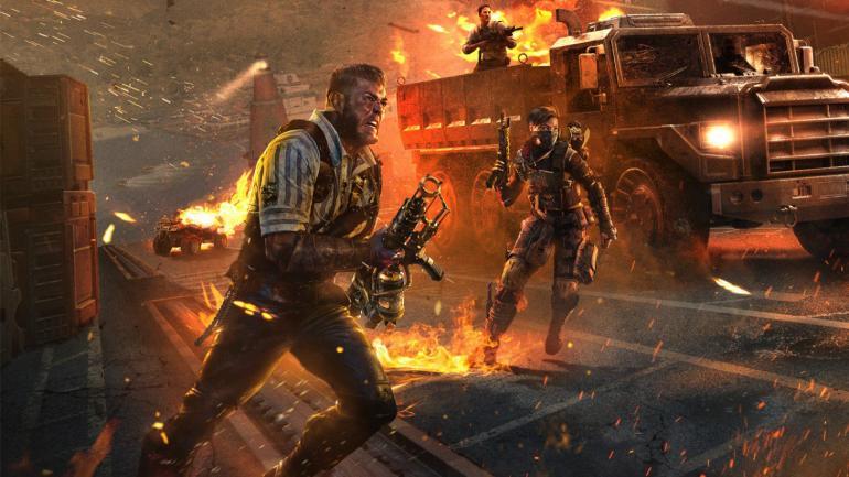 CoD Black Ops 4 battle royale modua doakoa zen