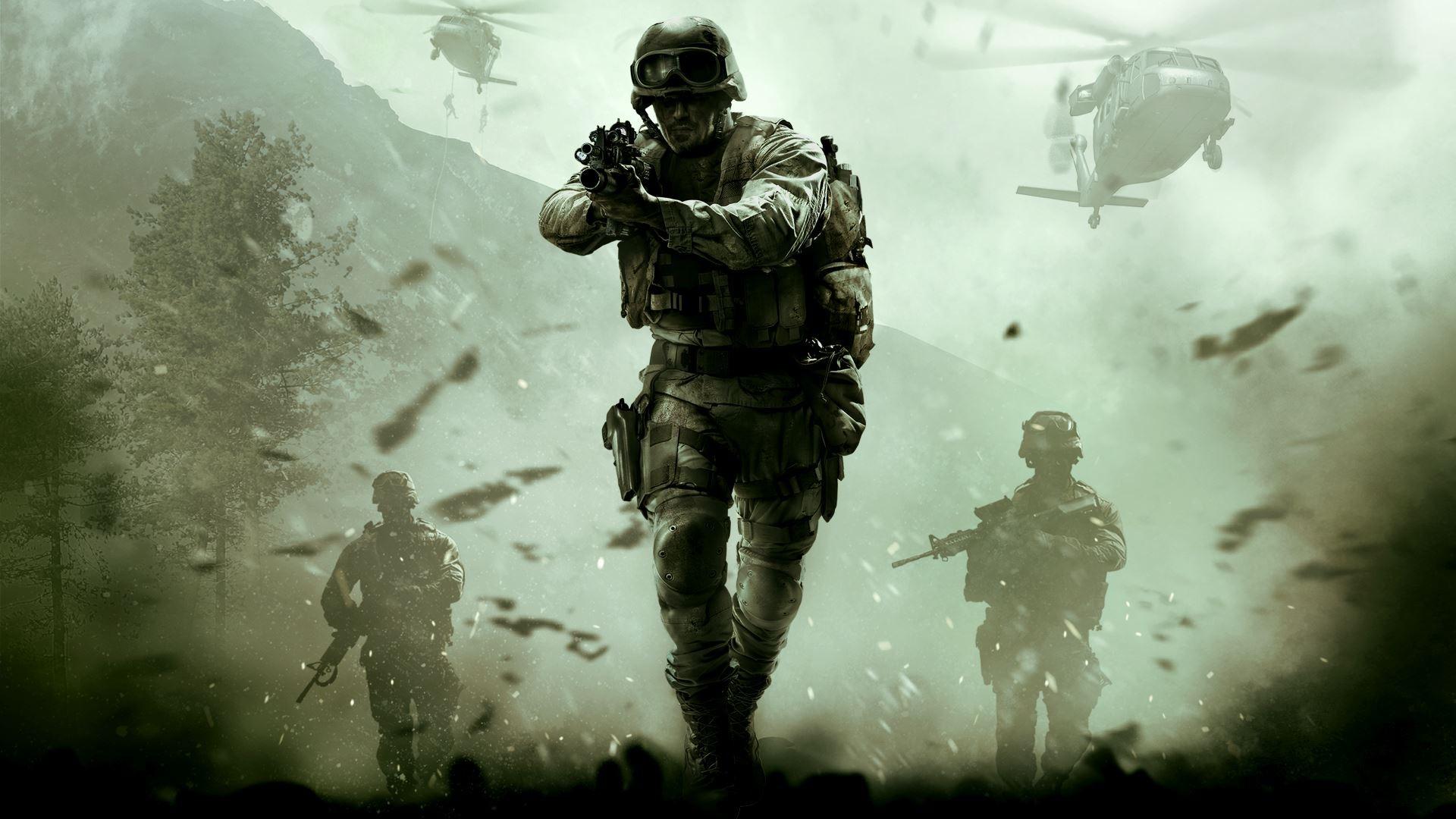 CoD joko berria iragarri da!  Call of Duty Modern Warfare 2019!