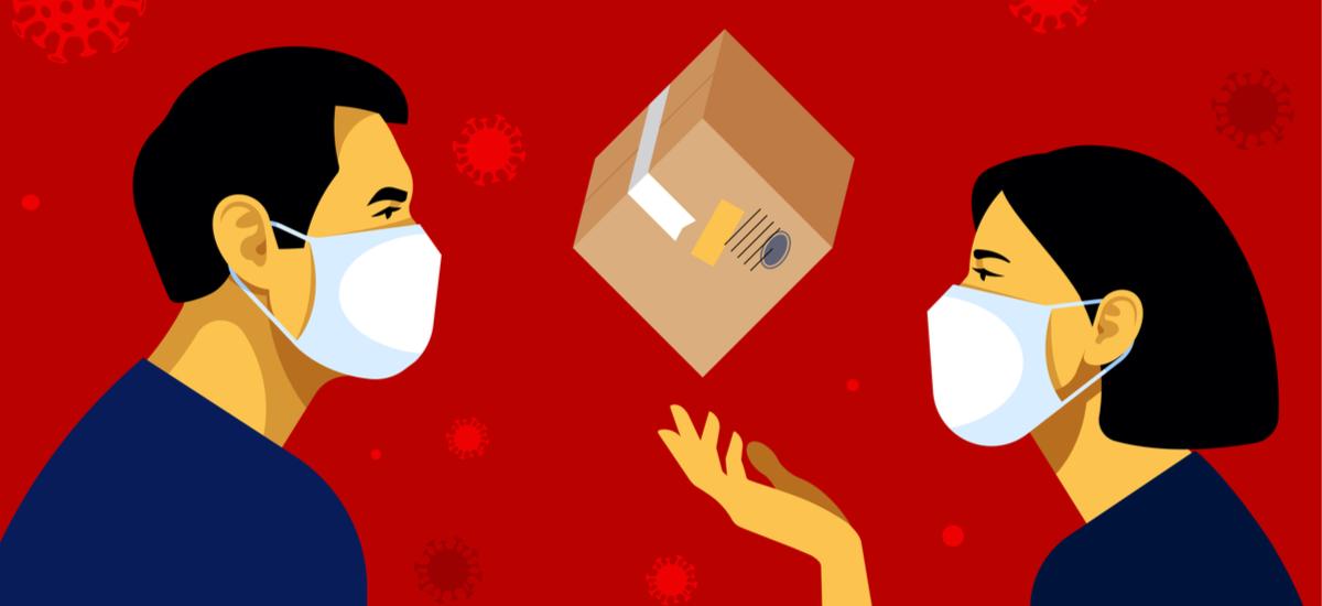 Coronavirus Facebook-en zabaltzen da.  Guneak albiste faltsuen aurka ari da