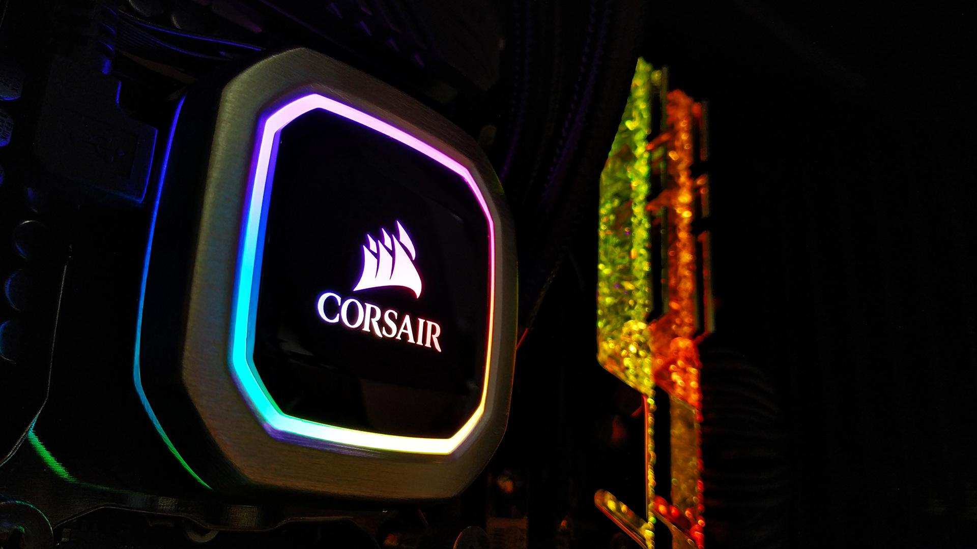 Corsair H115i RGB Platinoa hozteko sistemaren proba
