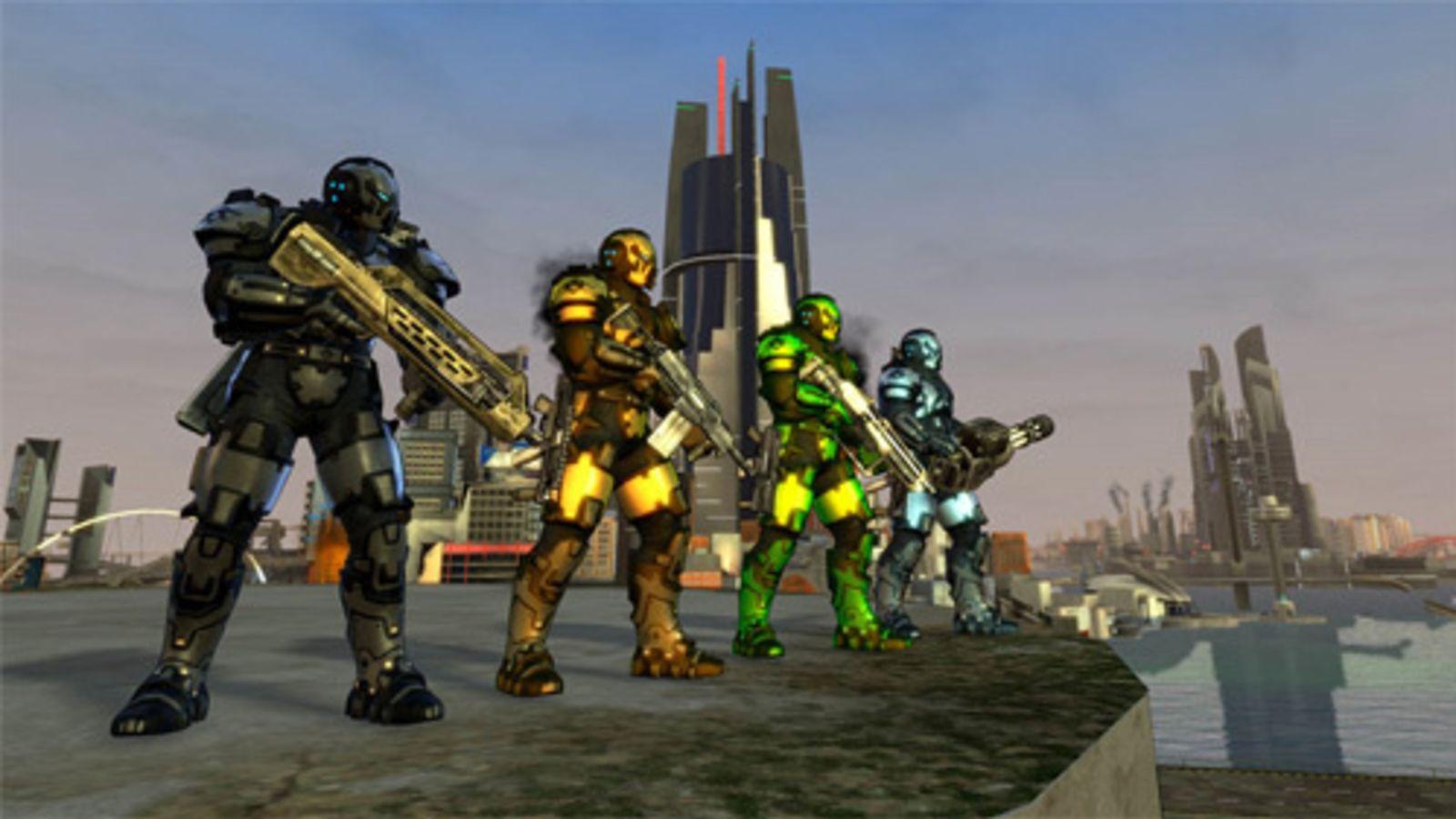 Crackdown doakoa zen Xbox One-n!