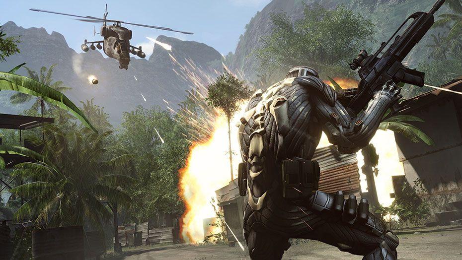 Crysis seriea Xbox One-n erreproduzitu daiteke orain