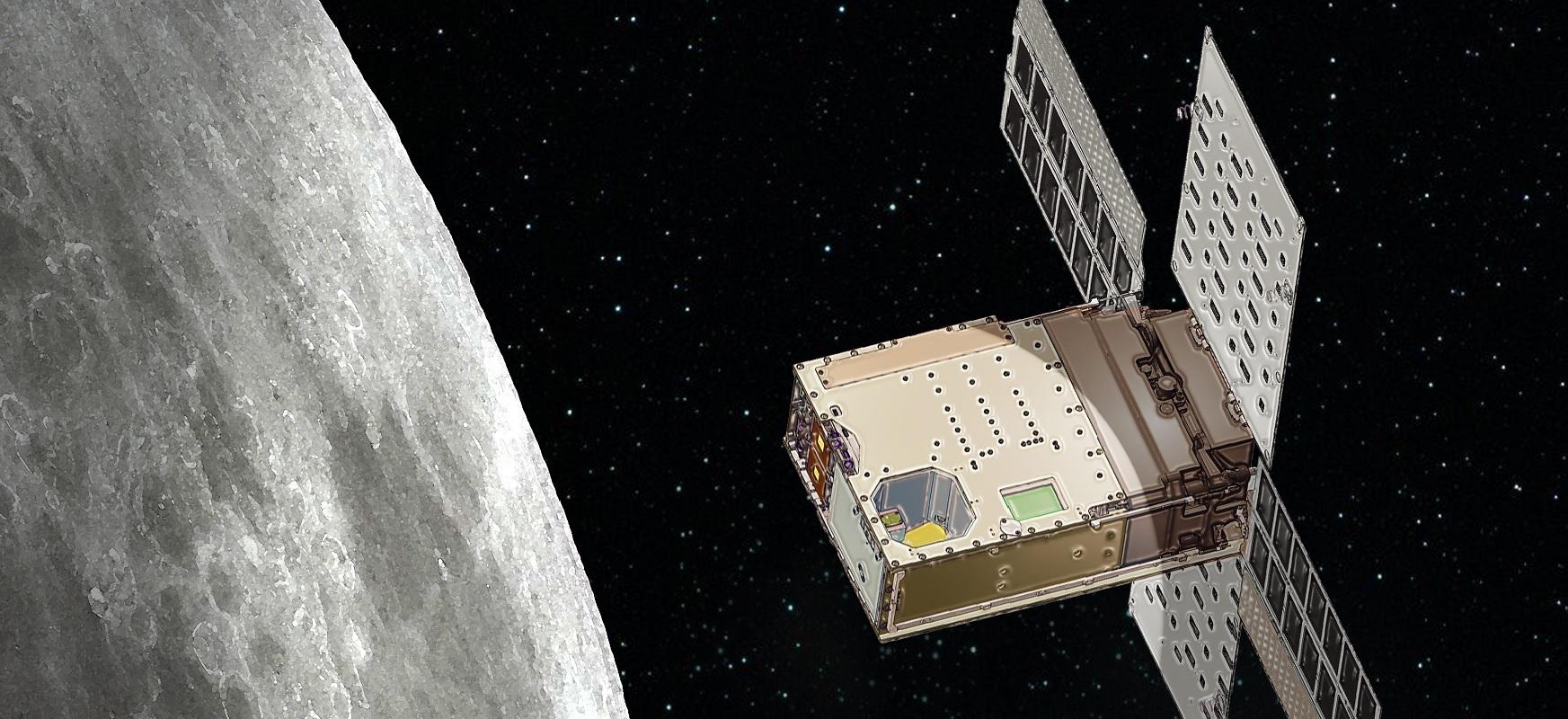 Cubesats ilargira hegan egingo dute Artemisa misioaren baitan.  Astronauten aurretik ere