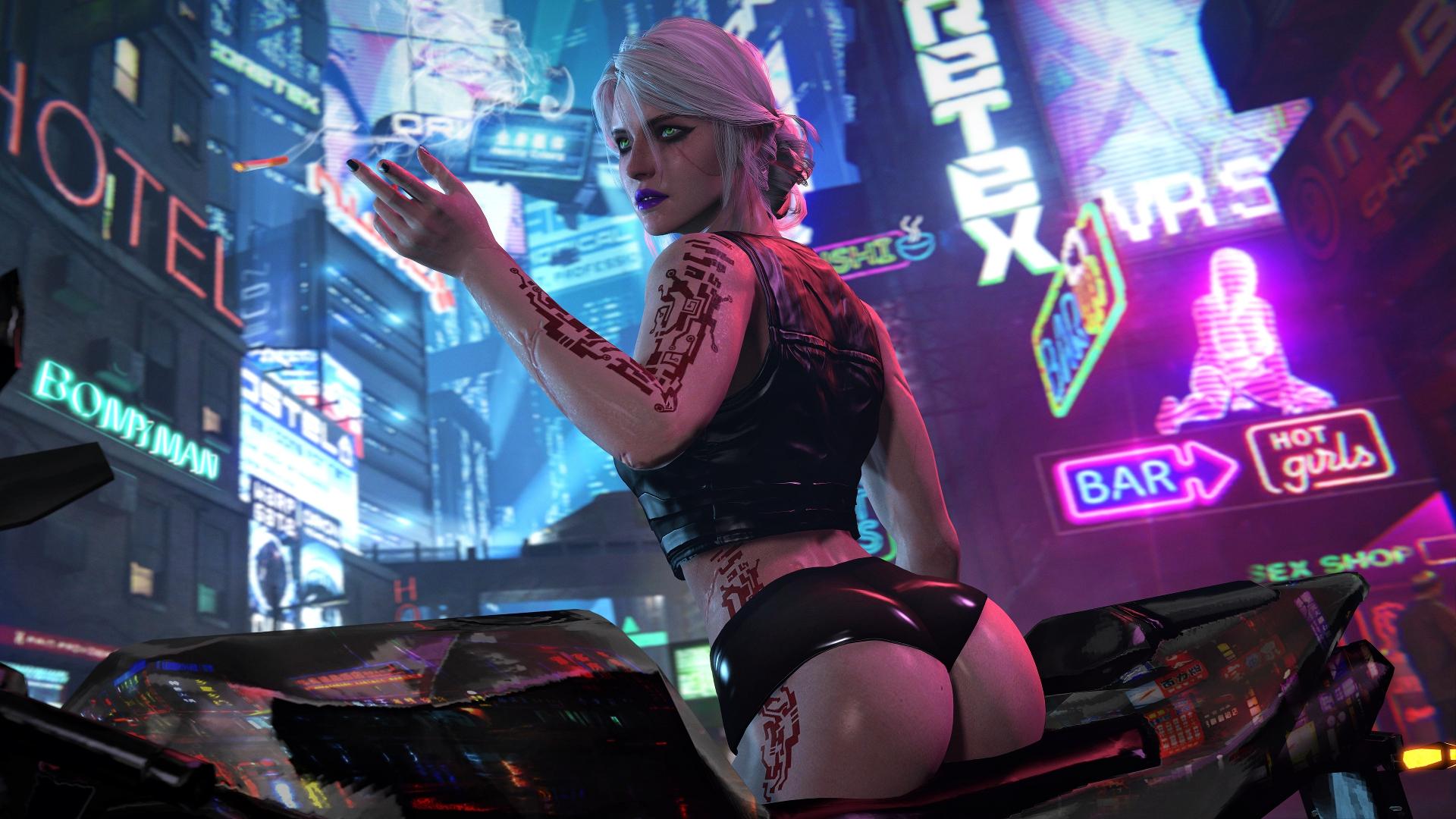 Cyberpunk 2077 Turkiako hizkuntza laguntzarekin etorriko da?