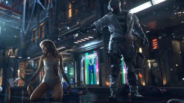 Cyberpunk 2077-ren historia osatua da