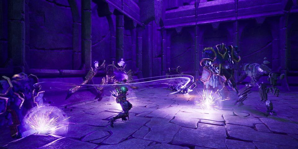 Darksiders 3: Keepers of the Void hedapen laburra eta pentsaezina da
