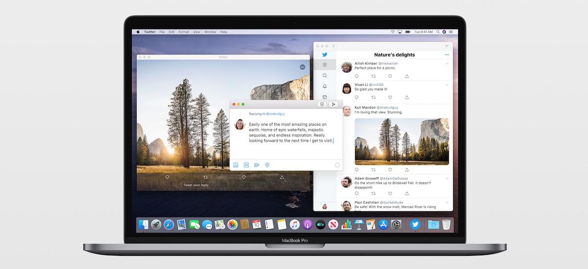 Denbora zuzena dela esan beharra dago: MacOS-en iPad aplikazioak agortuta daude