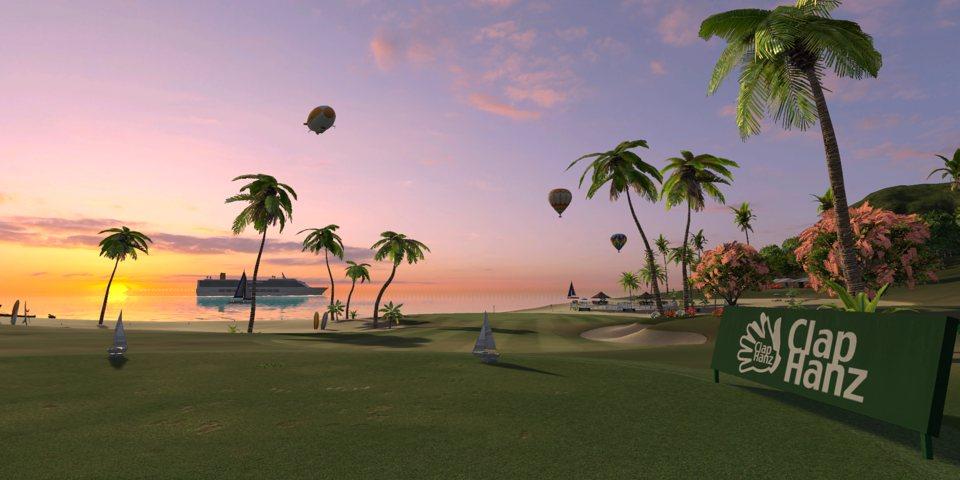 Denon Golf VR berrikuspena