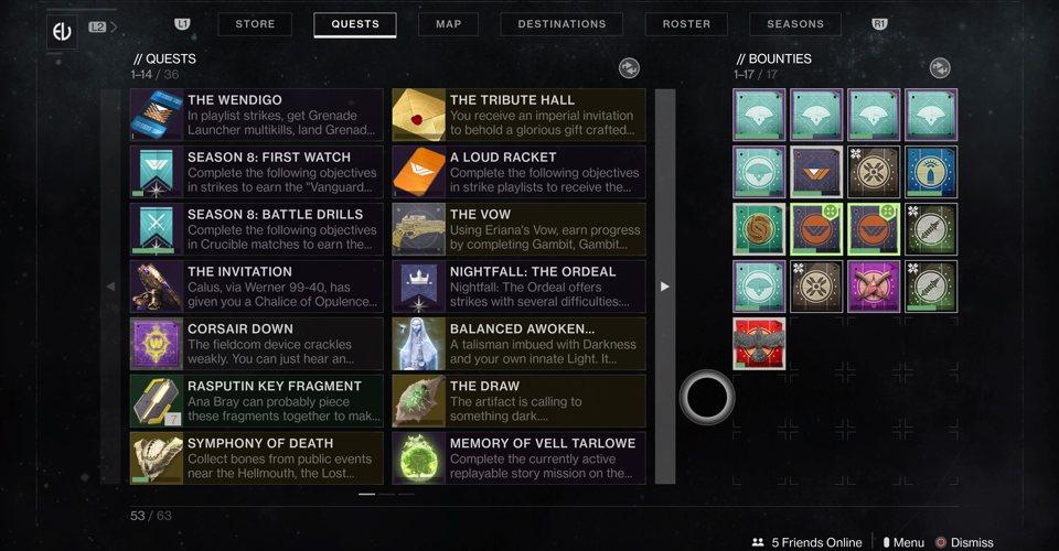 Destiny 2: Shadowkeep Review in Progress - bigarren astean 1