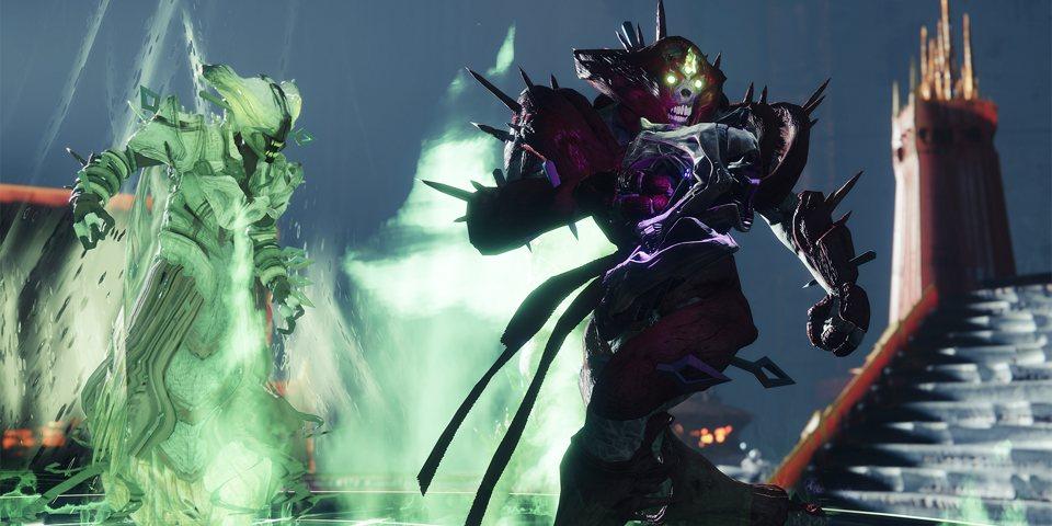Destiny 2: Shadowkeep nostalgia Ilargira eta haratagoko bidaia da 2