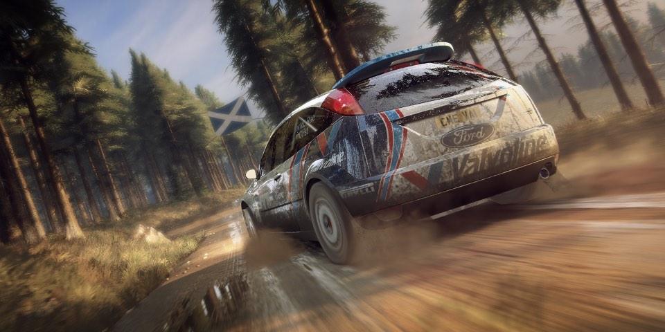 DiRT Rallya 2.0 - Colin McRae: FLAT OUT Iritzia