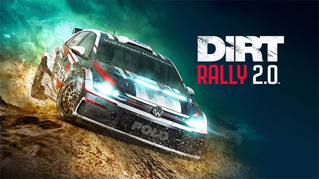 DiRT Rallya 2.0 jasotako VR modua PCan