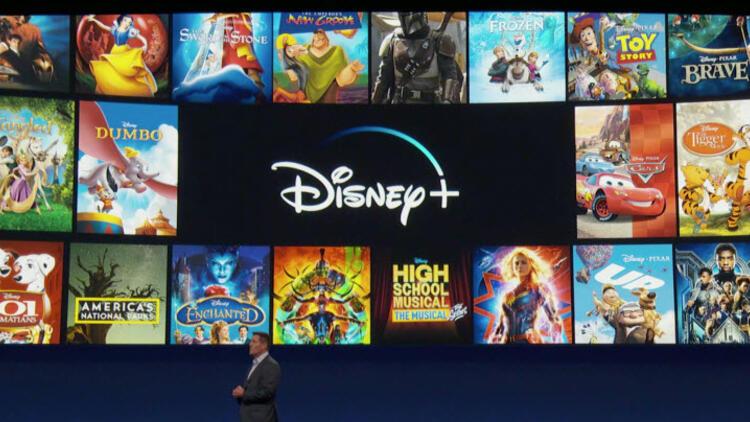 Disney Plus-eko edukiak lehen egunean filtratu ziren!