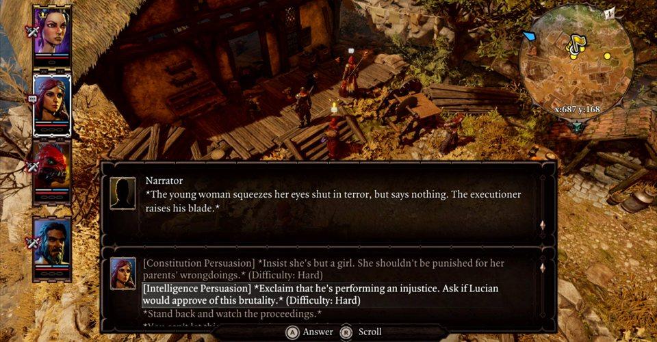 Divinidad: Jatorrizko Sin 2 buruzko Switch CRPG maisulan eramangarria da