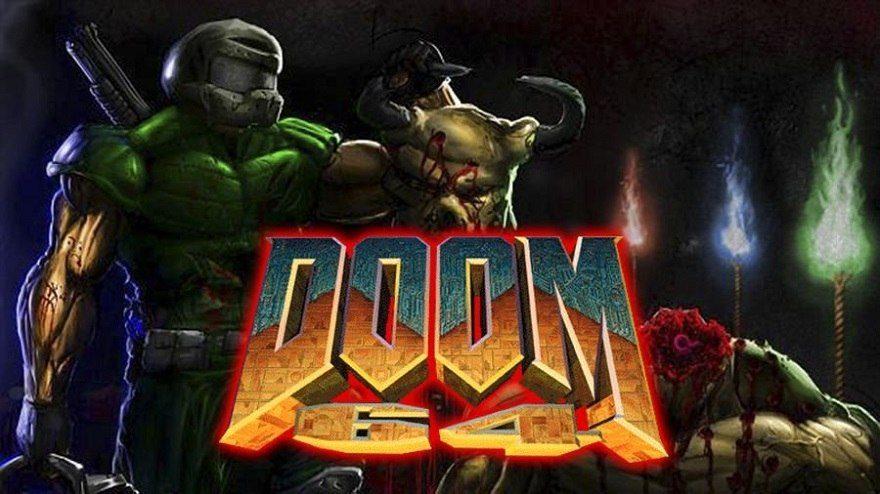 Doom 64 ordenagailu eta kontsoletarako dator