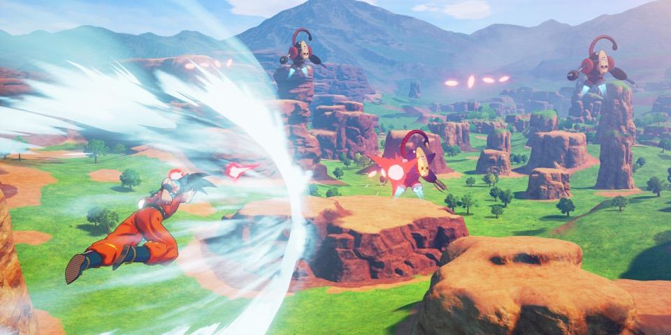 Dragon Ball Z: Kakaroten berrikuspena